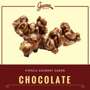 Comprar Pipoca Gourmet sabor Chocolate